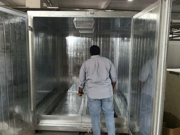 Cayman Customer Oven