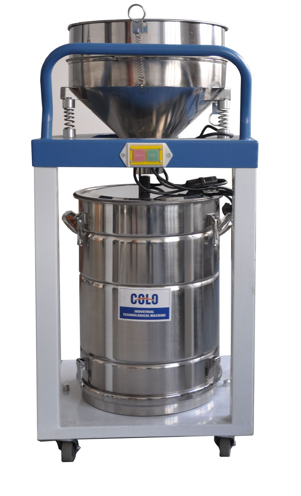 COLO-4000 Semiauto Powder Recycle Machine