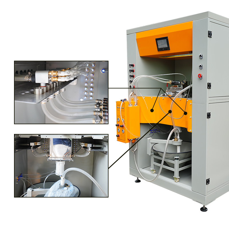 Highly-efficient Powder Feed Center COLO-6200
