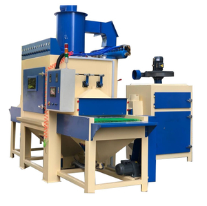 Automatic Sand Blasting Machine
