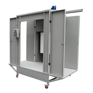 Double-purpose Powder Spray Booth COLO-S-2152