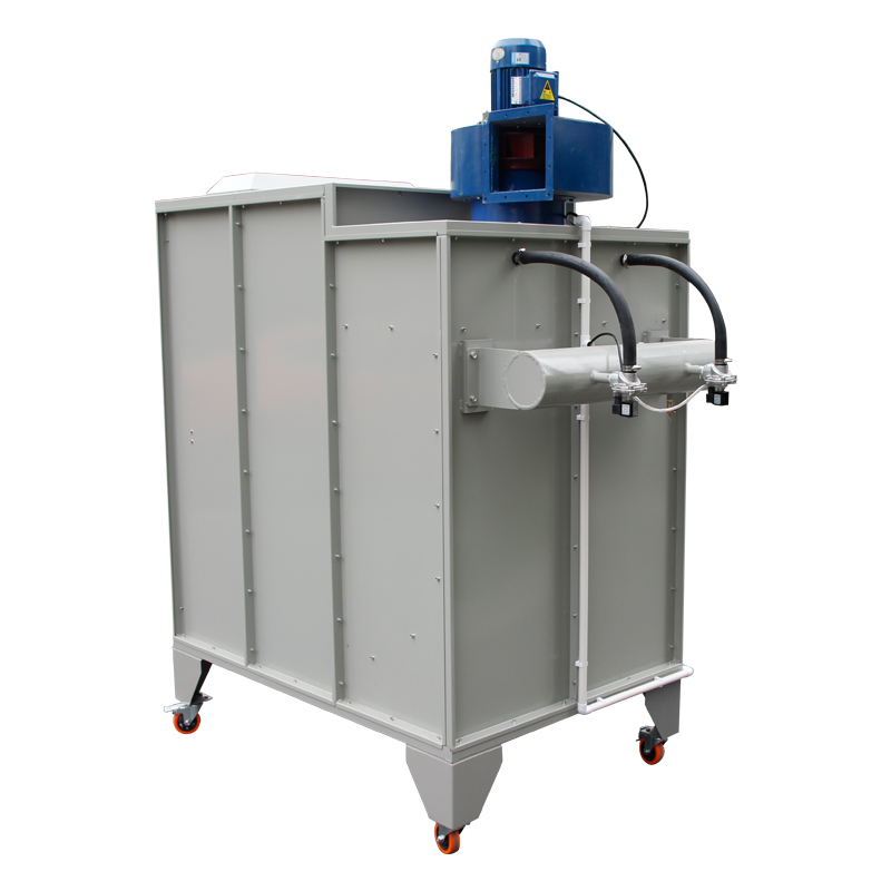 Small Powder Spray booth for Rims/Wheels COLO-S-1115